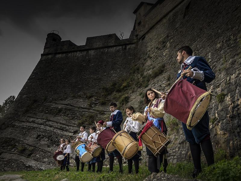 Rullo di tamburi di Livius