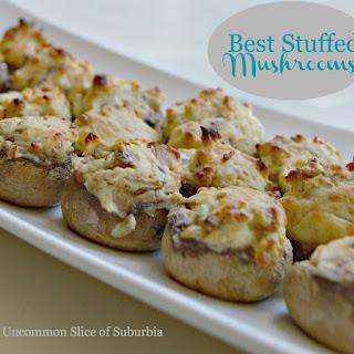 Fried Stuffed Mushrooms Recipes.