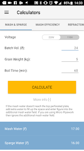Grainfather Connect- screenshot thumbnail