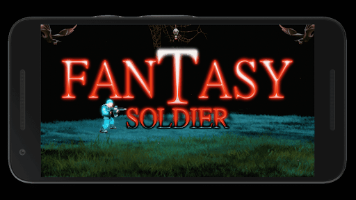 Fantasy Soldier: Run and Gun-Fantasy Shooting Game 2.0 screenshots 3