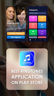 Download New Ringtone app 2019 For PC Windows and Mac apk screenshot 5