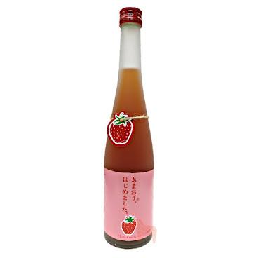 篠崎 士多啤梨梅酒 500ml