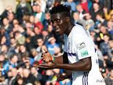 """Kouyaté encore très attaché à Anderlecht: """"C'est ma famille"""""""