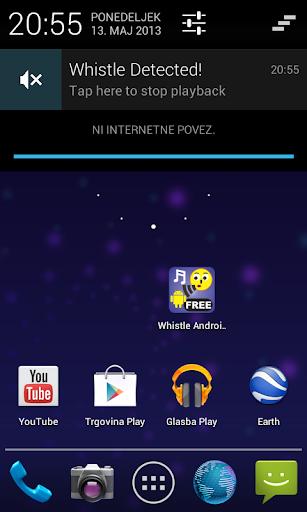 Whistle Phone Locator screenshot 7