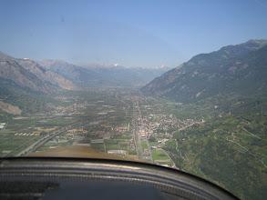 Photo: In the valleys of the Swiss Alps http://www.swiss-flight.net