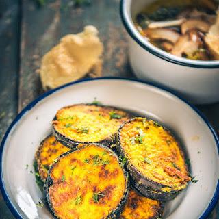 Bengali Begun Bhaja Recipe, How to make Bengali Begun Bhaja.