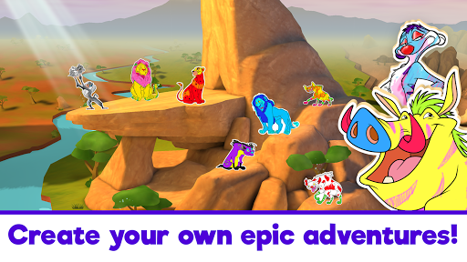 Disney Coloring World apkpoly screenshots 17