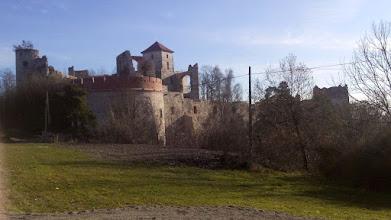Photo: GB230004 Rudno - ruiny Zamku Tenczyn