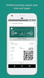 Aer Lingus App screenshot 4
