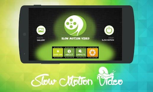 Slow Motion Camera Screenshot