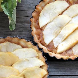 Tartlettes aux Pommes.