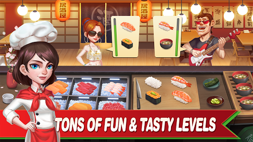 Happy Cooking 2: Fever Cooking Games 2.1.8 screenshots 2