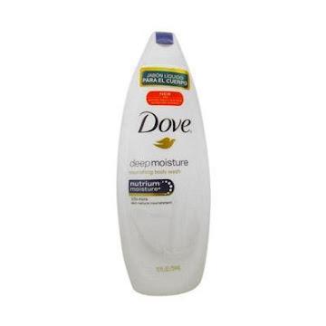 Ducha Dove Deep Moisture   Body Wash X354Ml.