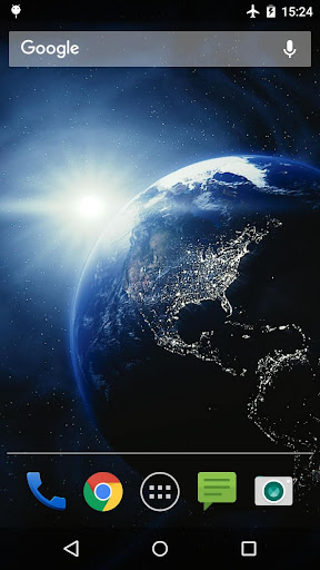 玩個人化App|壁纸 地球免費|APP試玩