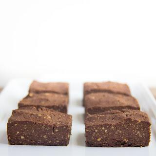 Healthy Chocolate Shortbread Cookies.