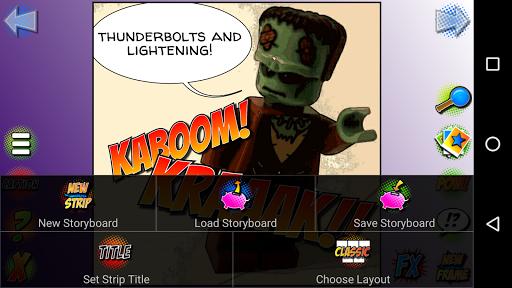 Comic Strip pro  screenshots 2