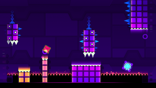 Geometry Dash SubZero apk screenshot
