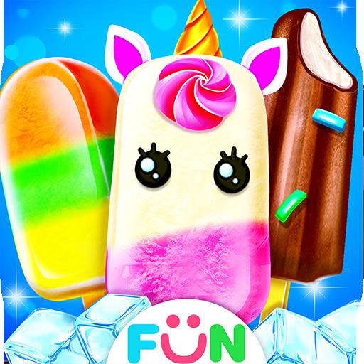 Unicorn Icepop - Ice Popsicles Mania
