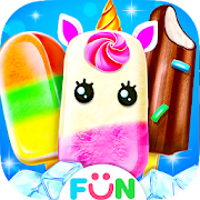 Unicorn Icepop - Ice Popsicles Mania