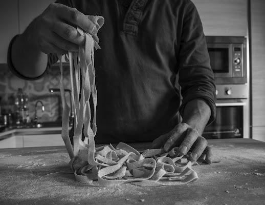 Casa, famiglia e pasta di Francesca Corti