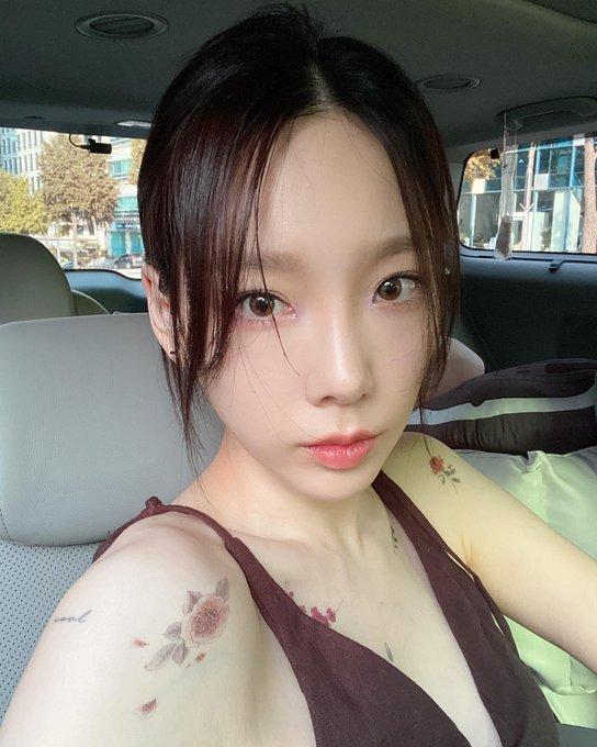 taeyeon tattoo 4