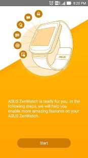 ZenWatch Manager Screenshot 8