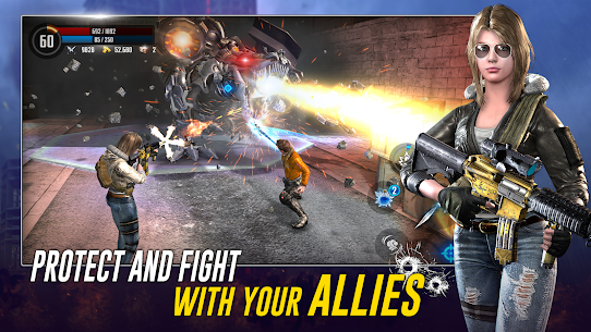 Dark Prison: Survival Action Game against Virus 2