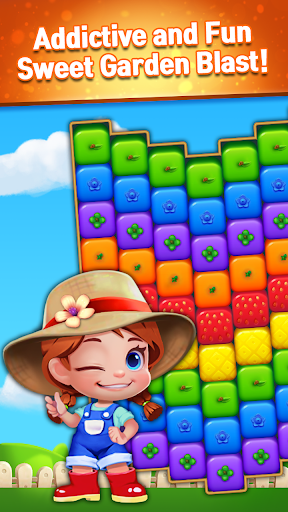 Sweet Garden Blast Game apkmr screenshots 7