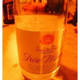 Pear Liquor