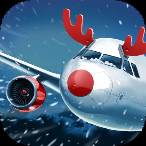 飞行模拟器3D 模擬 App LOGO-APP試玩