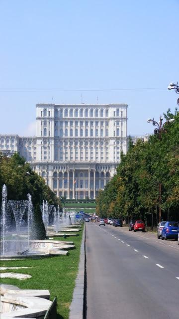 Ceausescu Palace Bucharest