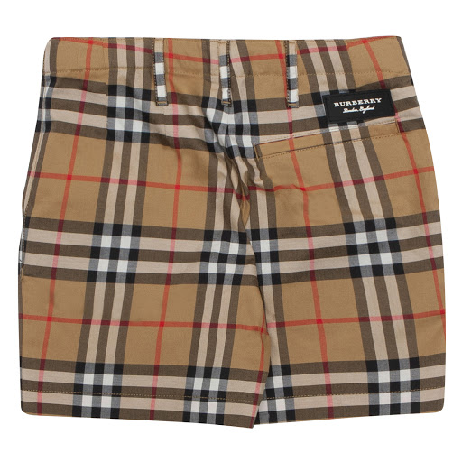 Thumbnail images of Burberry Vintage Check Shorts