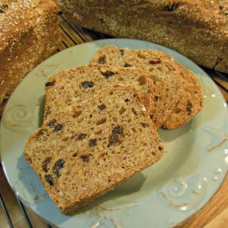 Brown Rice Raisin Bread Recipe