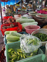 Photo: marché Thewet - Bangkok