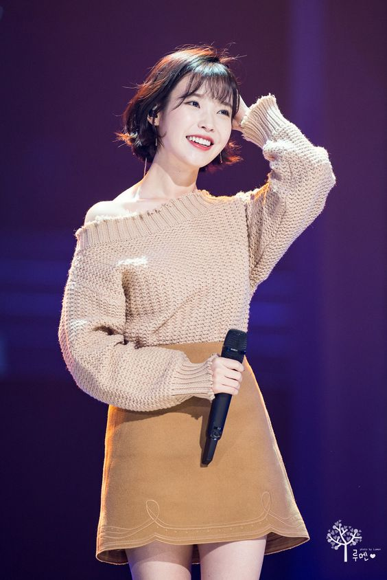 IU sweater 36
