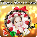 Photo & Name on Cake Maker v 1.0