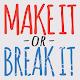 Make It Or Break It Game