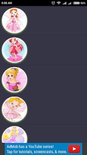 Fairy Princess Prank Call Games 2018 - náhled