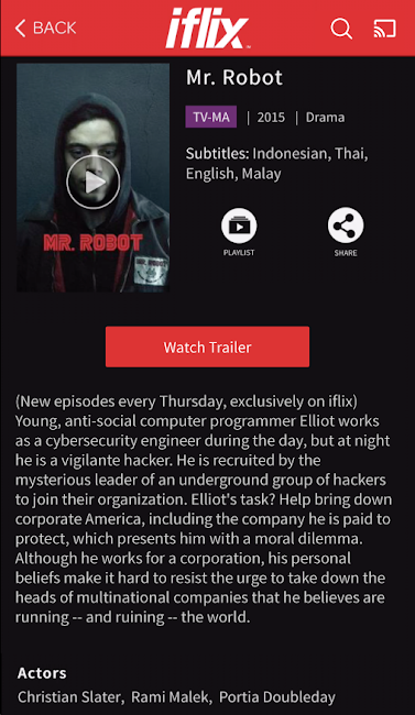 #4. iflix (Android)