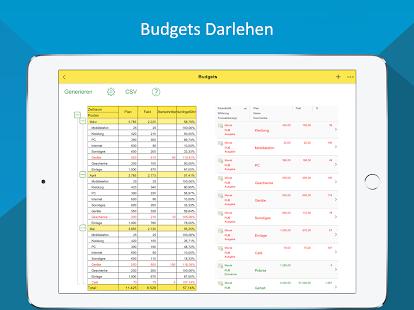 Wunderbar Monatliche Persönliche Budgetvorlage Zeitgenössisch ...
