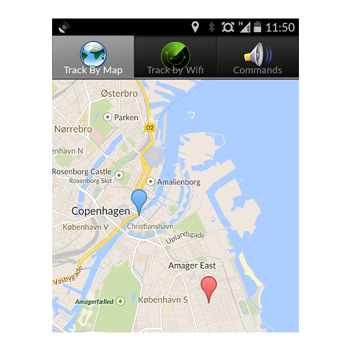 Tracker for AndroidLost BETA