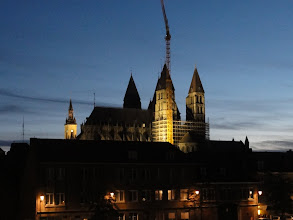 Photo: Naar deze 5 klokkentorens is de tocht genoemd.
