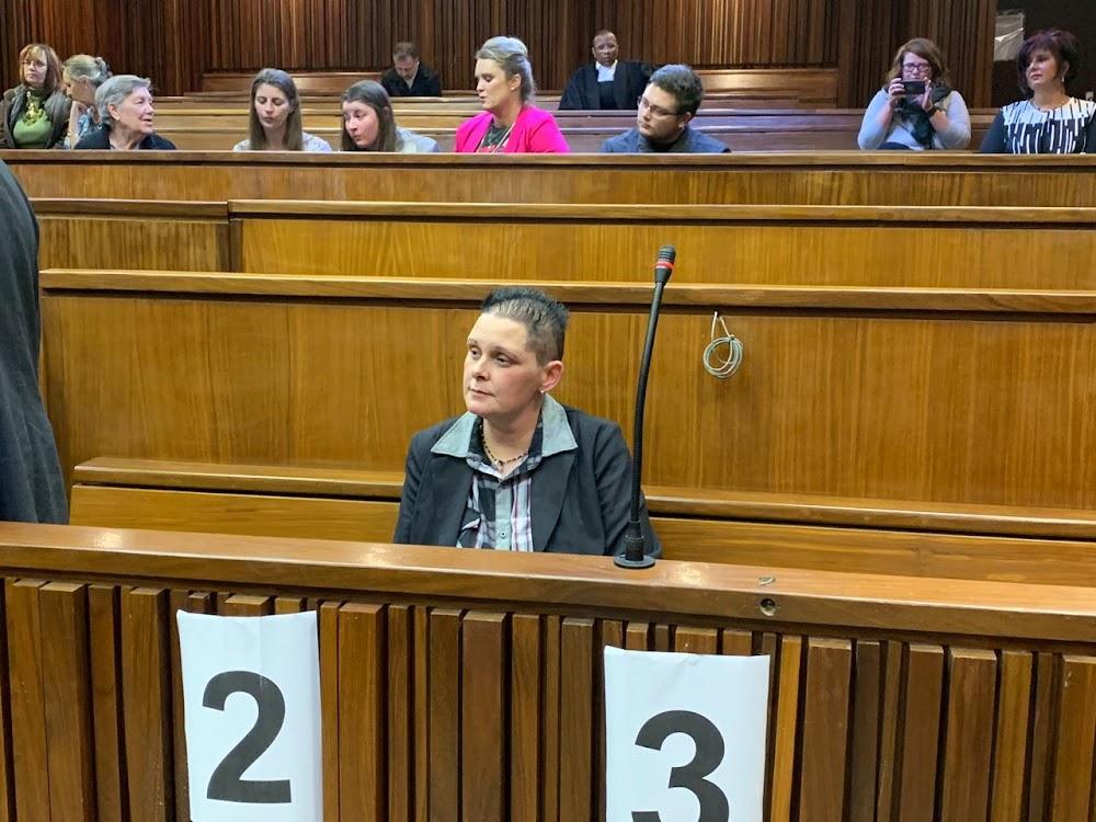 Die moordbaas van Krugersdorp, Cecilia Steyn, is ook 'n moordenaar, hoor die hof - TimesLIVE