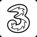 Drei Kundenzone icon