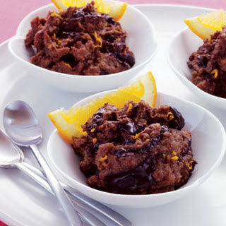 Chocolate-Orange Spoonbread