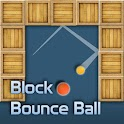 Block Bounce Ball icon