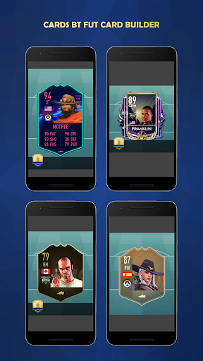 FUT Card Builder 20 5.3.9 screenshots 3