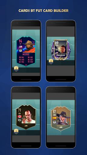 FUT Card Builder 20 screenshots 3