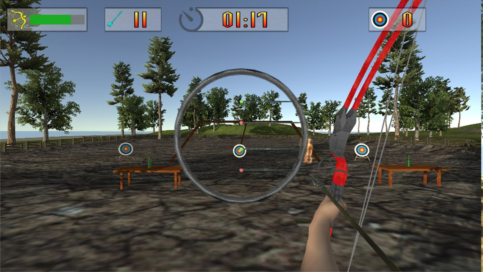 Archery Tryouts: Bow and Arrow- screenshot