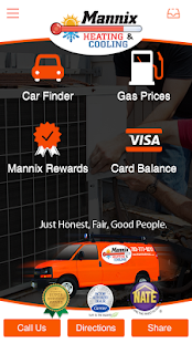 Mannix Heating & Cooling - náhled